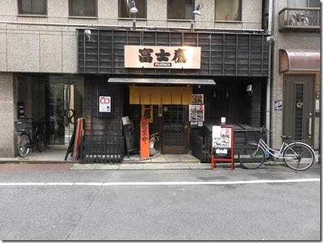 ちゃんこ鍋居酒屋の新ランチ 富士鷹 末広町