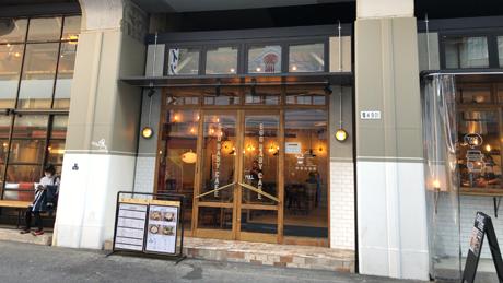 オシャレなカフェで卵料理ランチ♪ egg baby cafe(エッグ ベイビー カフェ)御徒町