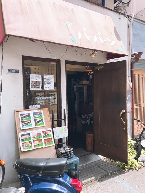 新御徒町駅徒歩30秒のタイ・ベトナム料理|パーバーン
