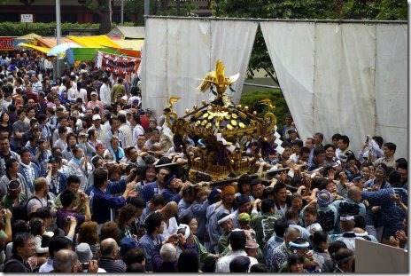 浅草神社例大祭 三社祭【令和元年5月17日(金) 18日(土) 19日(日)】