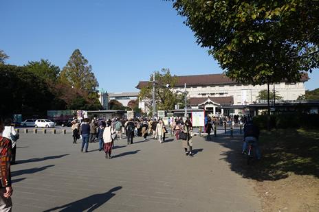 東京国立博物館にて11月26日(火)より『台東区の伝統工芸職人展』が行われます。 上野公園 美術館・博物館 混雑情報他