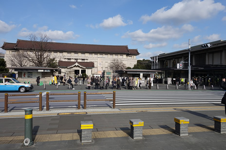 東京国立博物館にて1月15日(水)より『特別展「出雲と大和」』が開催中。 上野公園 美術館・博物館 混雑情報他