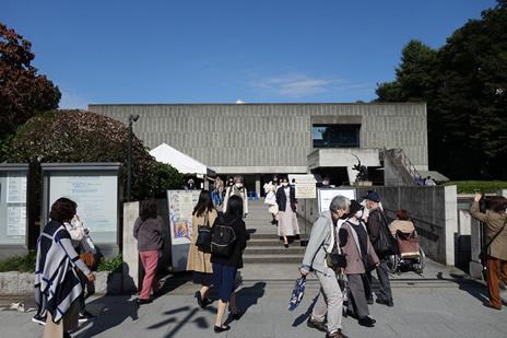国立西洋美術館にて開催中の『ロンドン・ナショナル・ギャラリー』展が10/18(日)迄の開催。 上野公園 美術館・博物館 混雑情報他