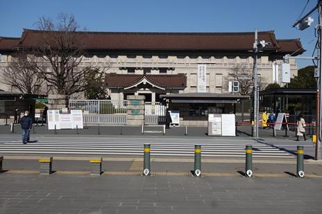 東京国立博物館にて『おひなさまと日本の人形』展が2/23(火・祝)より開催。 上野公園 美術館・博物館 混雑情報他