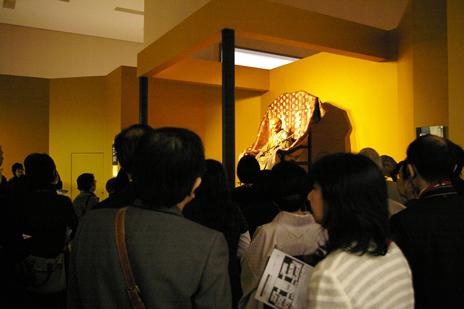関山慧玄坐像