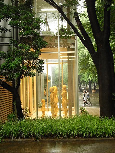 ネオテニー・ジャパン 展示物