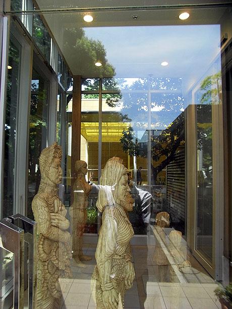 上野の森美術館 ネオテニー・ジャパン 像