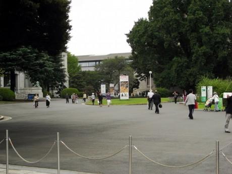 東京国立博物館 - 館内